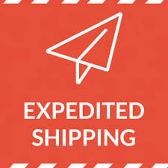 Expedited Shipping Upgrade For Domestic Packages