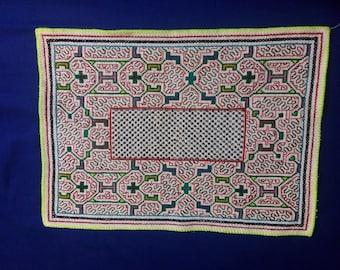 Shipibo Unique Cloth