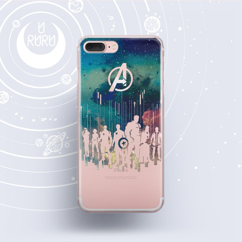 Avengers iPhone X Case Samsung S10 Case iPhone 8 Marvel Google Pixel 3 XL  Case Galaxy S9 Case iPhone XS Case iPhone 6 Case Samsung S8 Plus