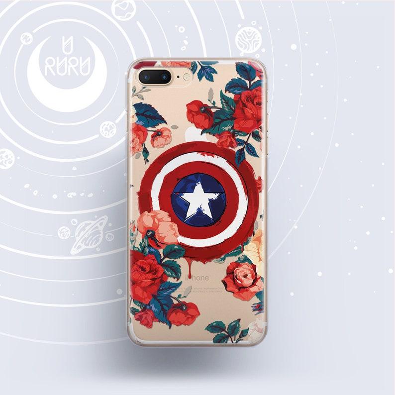 captain marvel phone case iphone 8