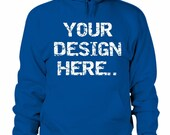 Hoodies with custom desig...