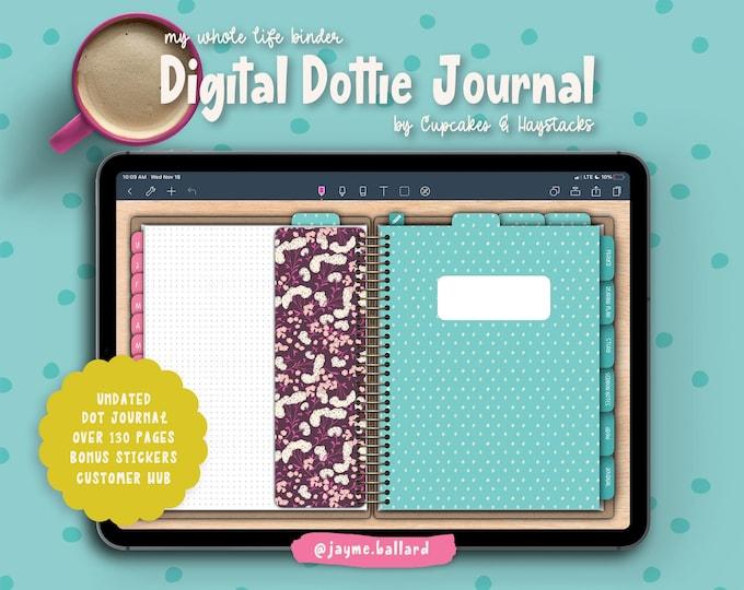 Digital Dottie Journal | Bonus Digital Stickers