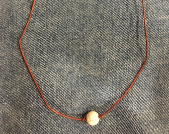 Marbled Necklace
