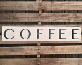 Coffee Distressed—Mediu...