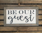 Be Our Guest—Medium | F...