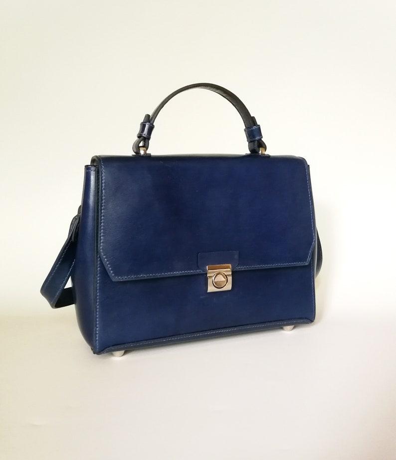 04202de40 Womens satchel Shoulder bag Leather cross body Luxury   Etsy