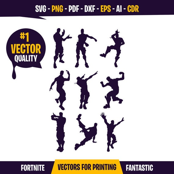 Vector Dance Png Fortnite Take Pictures Www Picturesboss Com