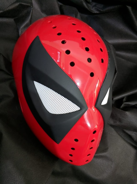 Spideypool faceshell and lenses