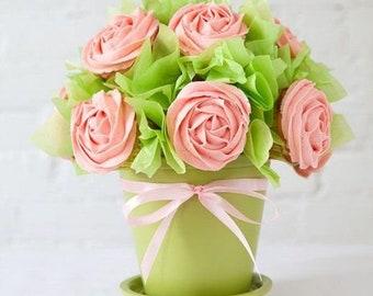 Edible  Cake Pop Bouquets