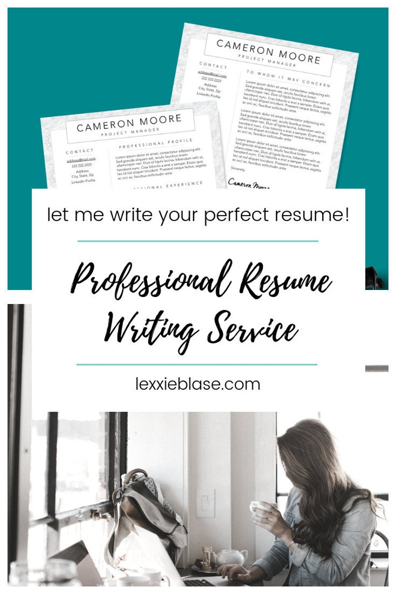 Professional Resume Writing Service Custom Resume Template