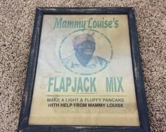 Vintage Flapjack mix picture