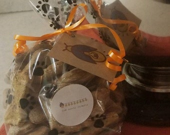 Peanut Butter or Parsley Dog Biscuits with FREE SHiPPiNG!