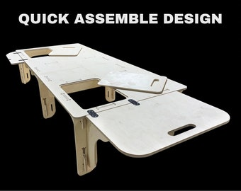 Honda Element Camper Bed | Flat-Pack