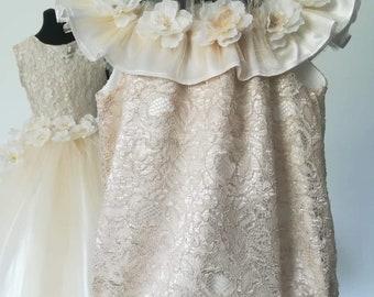 Wedding baby dress   Etsy