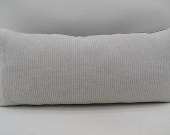 20x20, Gray Pillow Peshtemal Pillow