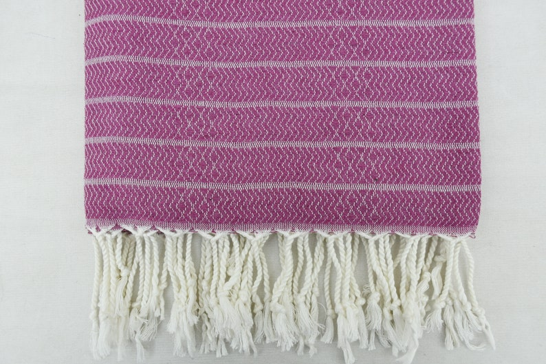 Turkish Towel 40x70 Towel Bct-Mmrs Organic Cotton Towel Bath Towel Purple Bath Towel Chic Shawl Striped Gift Towel Bridesmaid Towel
