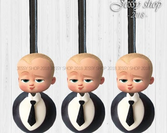 picture regarding Boss Baby Printable named Manager youngster printable Etsy