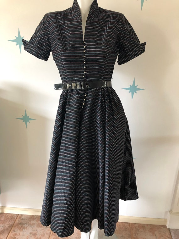 Vintage 50's cocktail dress
