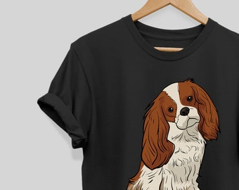 51cce823181 Cavalier King Charles Spaniel T-Shirt