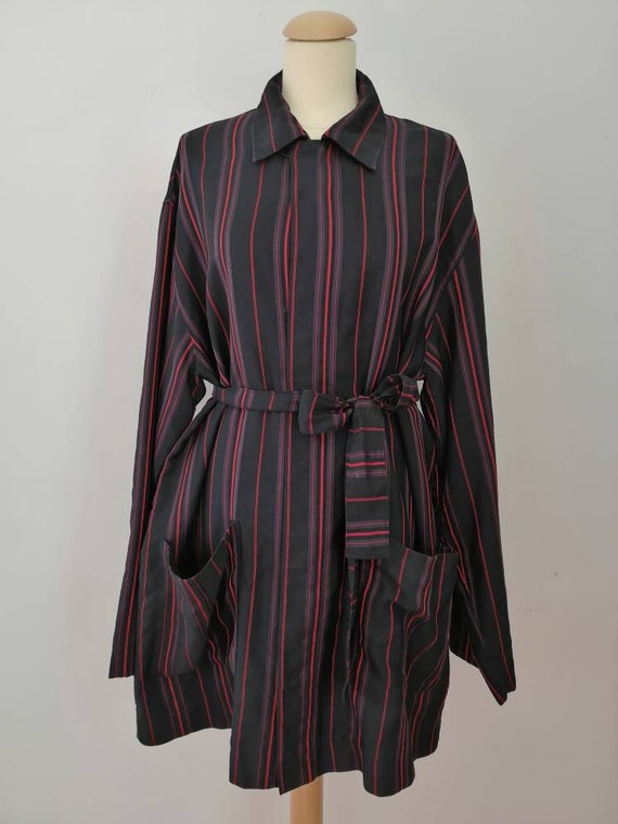Valentino dressing gown, vintage night dress, man