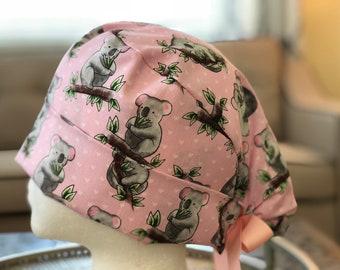 Surgical Scrub Hats for Women    Scrub Caps for Women    Mona Lids    FREE  SHIPPING    Koala 4fb327b96