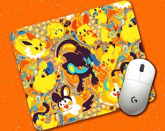 Electric Pokemon Mousepad