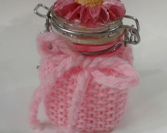Airtight jar, small wedding favor