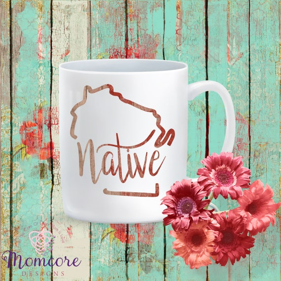 Custom State Native 11oz Mug