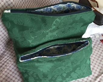 Something different! Set of 2 cosmetic bags