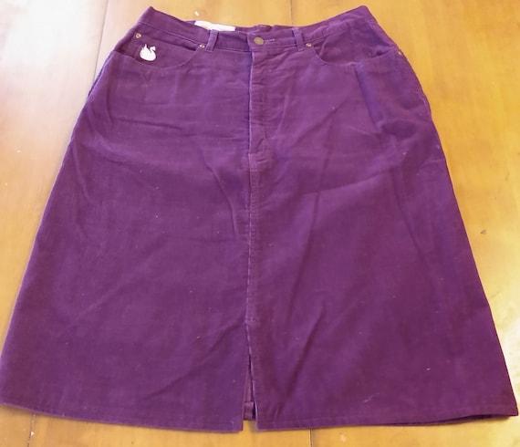 Murjani Gloria Vanderbilt Skirt