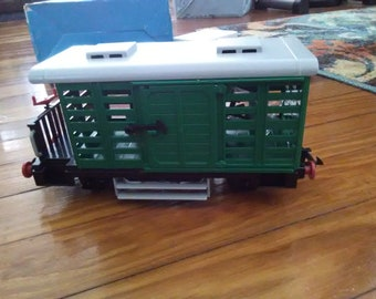 Playmobil 4101 Cattle Train Car