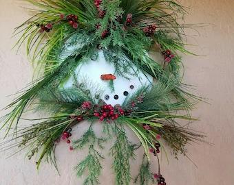 Holiday Snowman
