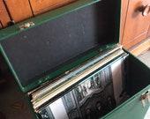 Vintage Record Box Bundle