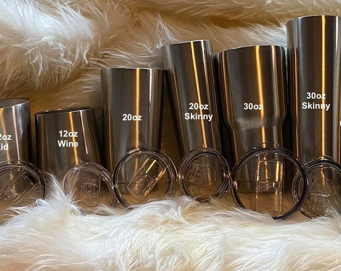 Personalized Tumbler Customized Tumbler Create Your Own Tumbler Whatever You Want Tumbler