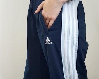 Vintage Adidas 3 Stripe pants