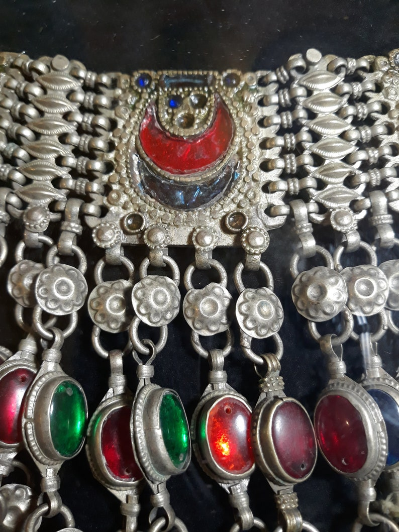 Antique Turkish Coin Necklace