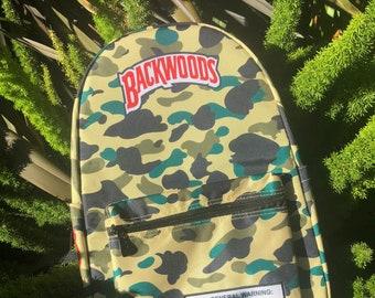 Backwoods - Backpack Camo