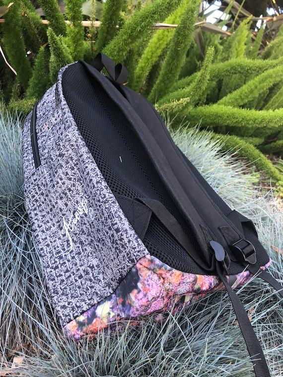 Backwoods Backpack Acosta Black /& Sweet Aromatic