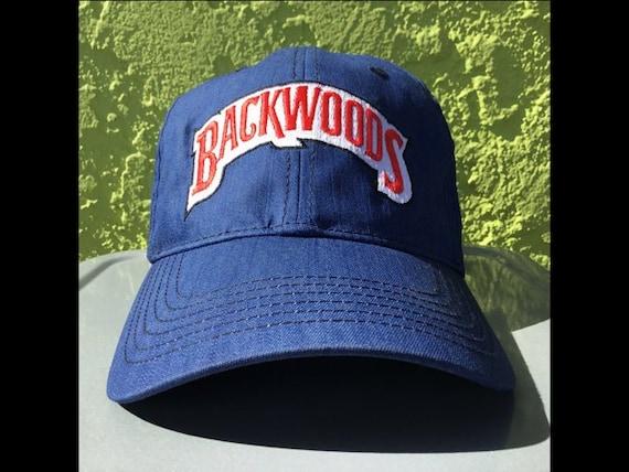 ACOSTA Backwoods Blue Vanilla Dad Hat Adjustable Baseball  12b66670f4dd