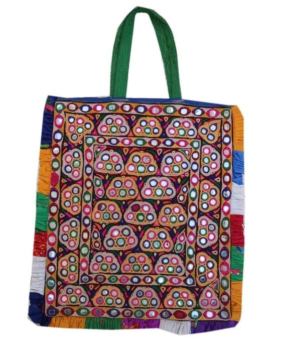 Unqiue Hand Embroidered Banjara Bag Most Beautiful