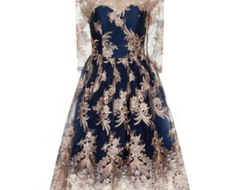 Eavning Dress trial only