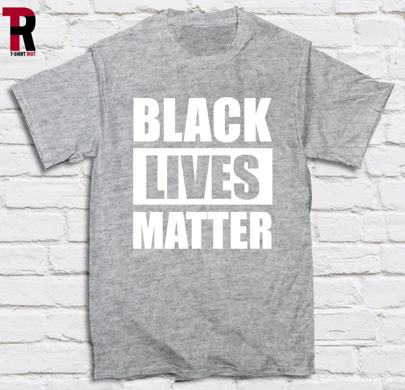 BLACK LIVES MATTER Men/'s District T-Shirt Blm Shirt Activist Tee Black Lives Matter Movement