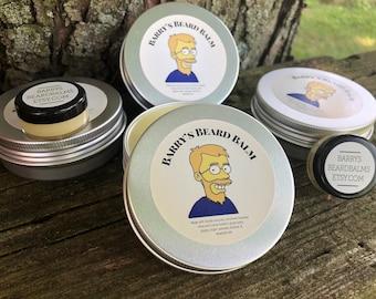 Barry's Beard Balm 2oz multiple scents *FREE SAMPLE*