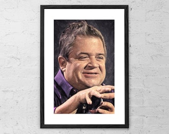 3free photos star of the King of Queens Seinfeld Ratatouille Remy Patton Oswalt Signed autograph autographed 8x10 photo w Letter of Auth