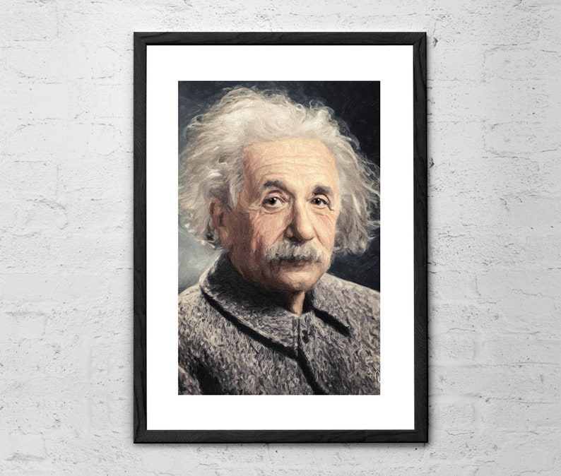 эйнштейн альберт постер был разочарован версалем