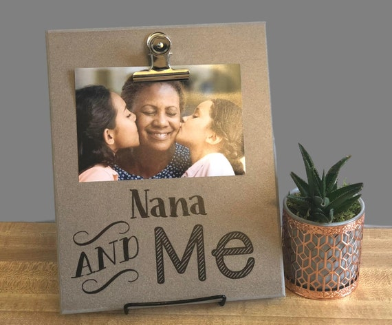 Nana And Me Frame 8x10 Etsy