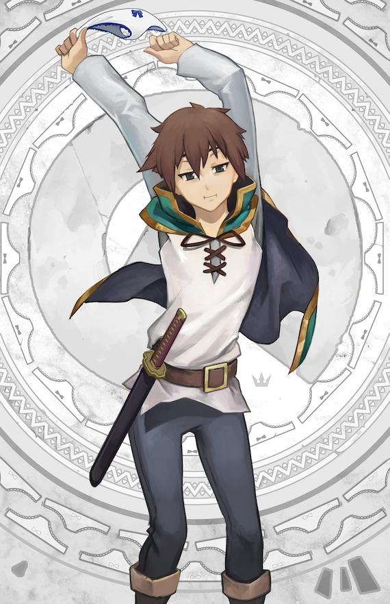 Konosuba Kazuma