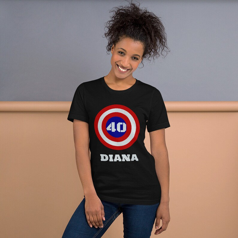 1916cbc7530cd Diana SPECIAL ORDER Short-Sleeve Unisex T-Shirt