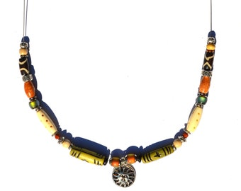 Sunshine Necklace, 22 inch