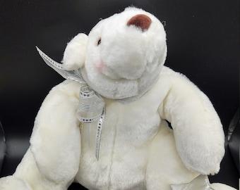 Hallmark Sparkles Polar Bear with Star